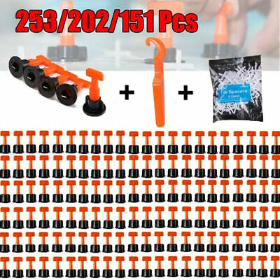 151-253x Floor Wall Tile Levelling System Leveler Tool Set Reusable Construction • 13.99£