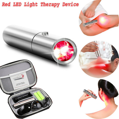 LED Red Light Therapy Device Infrared Light Therapy For Pain Relief UK • 59.99£