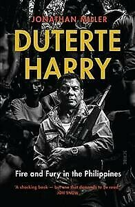 AU32.26 • Buy Duterte Harry: Fire And Fury In The Philippines, Brand New, Free Shipping