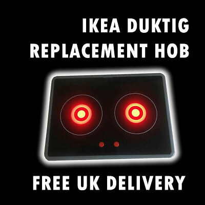 New Genuine Ikea Duktig Replacement Hob Childs Kitchen Toy Oven Cooker Stovetop • 31.79£