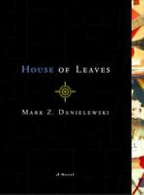 House Of Leaves By Mark Z. Danielewski (2000, Trade Paperback) • 18.93£