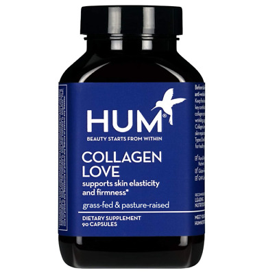 $19.99 • Buy HUM - COLLAGEN LOVE Supports Skin Elasticity And Firmness - Free Shipping