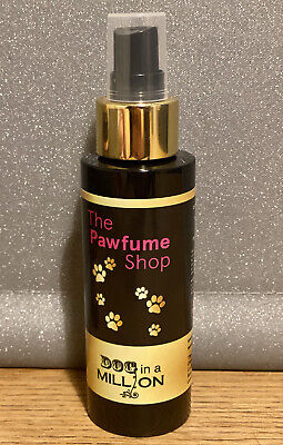 The Pawfume Shop - Dog In A Million Dog Perfume 100ml Male Scent • 7.99£