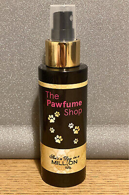 The Pawfume Shop - She's A Dog In A Million Dog Perfume 100ml Female Scent • 7.99£