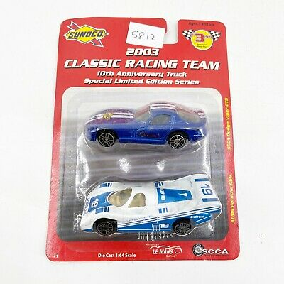 $ CDN24.79 • Buy 2003 Maisto Sunoco Classic Racing Team BMW & Dodge Viper 10th Anniversary Pack