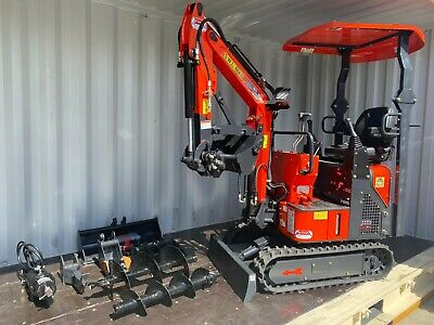 AU16990 • Buy DW12-1 SWING BOOM Excavator And Attachments