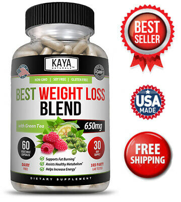 $10.08 • Buy Best Weight Loss Blend 60ct - Appetite Control, Boost Metabolism, Weight Loss