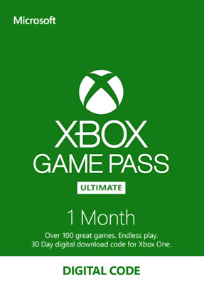 $ CDN6.62 • Buy XBOX LIVE 1 MONTH GOLD + Game Pass (Ultimate) Code (2 X 14 Day) INSTANT 24/7