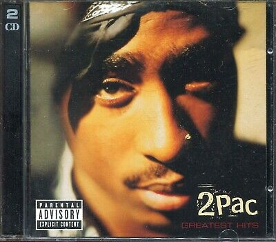 Greatest Hits [PA] By 2Pac (CD, Nov-1998, 2 Discs, Interscope (USA)) • 4.94£