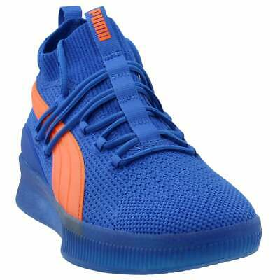 Puma Clyde Court Gw   Mens Basketball Sneakers Shoes Casual   - Blue • 61.21£