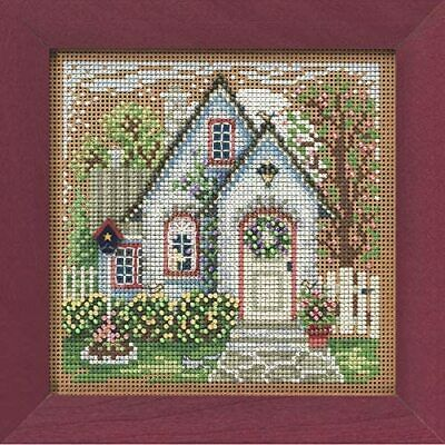 $11.49 • Buy MILL HILL Buttons Beads Kit Counted Cross Stitch SUMMER COTTAGE MH14-2115