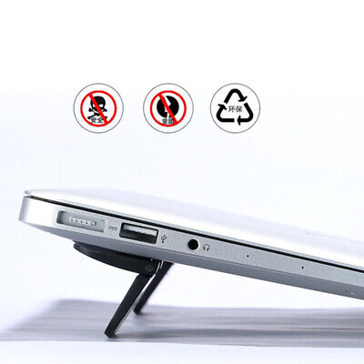 2Pcs Laptop Cooling Feet Stand Notebook Macbook Heat Reduction Pad Holder H • 5.41£
