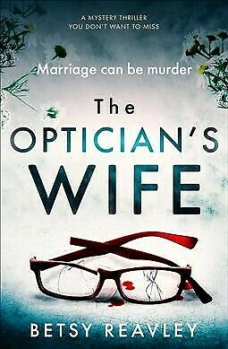 The Optician's Wife, Brand New, Free Shipping • 15.14£