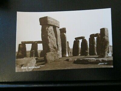 Judges Postcard Of Stonehenge 16024 (unposted) • 1.99£