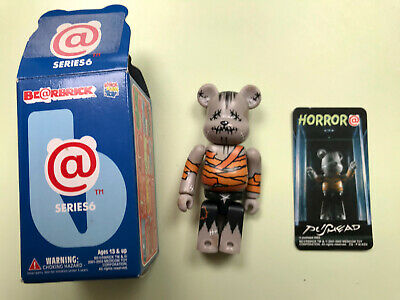 $70.53 • Buy Medicom Bearbrick Be@rbrick 100% Secret Series 6 Rare Horror Pushead 2003