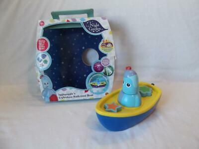 In The Night Garden Iggle Piggle's Lightshow Bath Time Boat • 17.99£