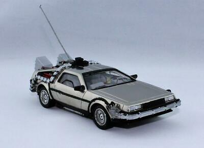 Aoshima 05916 Back To The Future Part 1 Delorean 1:24 Plastic Model Car Kit • 31.95£