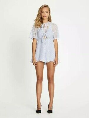 AU100 • Buy Alice McCall Moon Talking Playsuit | Size 6 RRP $395
