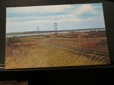 £1.49 • Buy Postcard Of Humber Bridge And Southern Approach Road (Unposted)