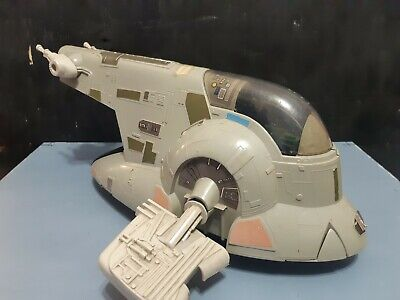 $ CDN229 • Buy Vintage Star Wars Boba Fett Ship Complete