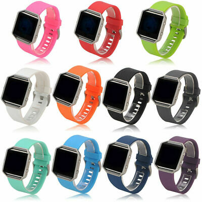 $ CDN8.61 • Buy Fitbit Blaze Replacement Silicone Band Strap Wristband, Waterproof Bracelet