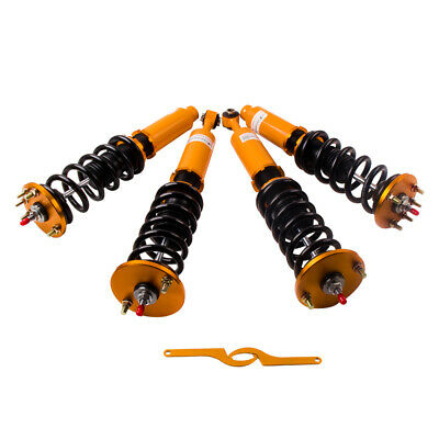 $253.90 • Buy 24 Ways Damper Coilovers For Honda Accord 03-07 Acura TSX 04-08 Coil Suspension