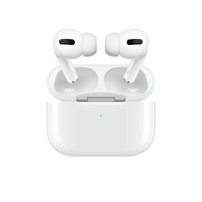 AU107.50 • Buy Apple AirPods Pro With Wireless Charging Case Noise Cancellation AUS Stock