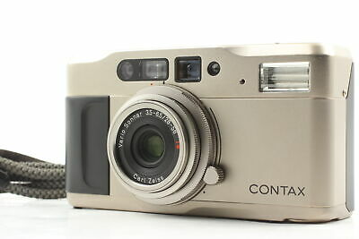 $ CDN417.67 • Buy [Almost MINT] Contax TVS Point & Shoot 35mm Film Camera From JAPAN