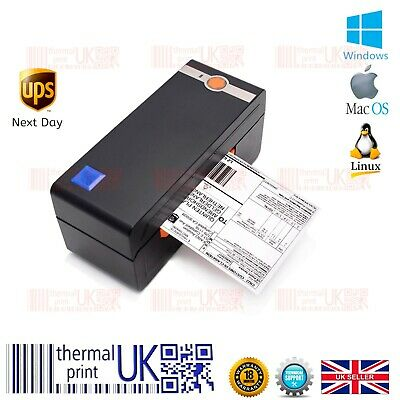 BEEPRT® LTK 4x6 Direct Thermal Shipping Label Barcode USB Printer & Label Holder • 103.99£