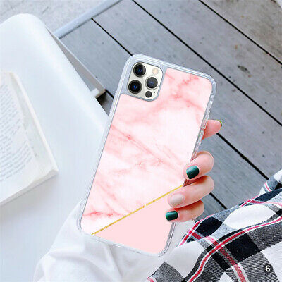 AU10.55 • Buy Marble Gel Phone Case Cover For Apple Samsung Huawei OD67-6