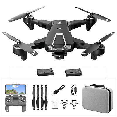 LS-25 RC Drone With Camera 4K Drone Dual Camera With ESC 5G WIFI FPV GPS N3I7 • 68.90£