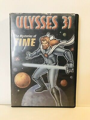 £6.18 • Buy Ulysses 31 - The Mysteries Of Time - DVD