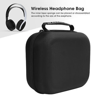 Hard Cover Headset Case Protective Box For Sony PlayStation5 Pulse 3D Headphones • 15.99£