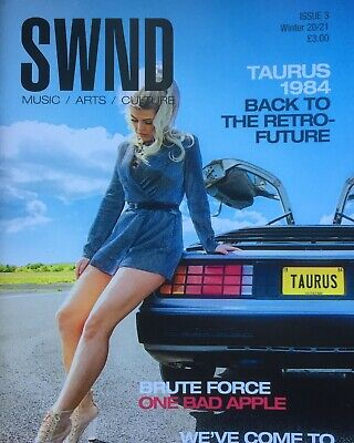 £3 • Buy SWND Magazine #3 - Music, Arts, Culture. Bringing Wales To The World.