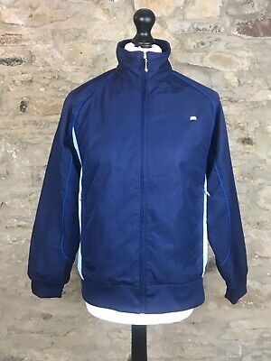 Lacoste Size S Tracksuit Jacket Top Blue • 9.99£