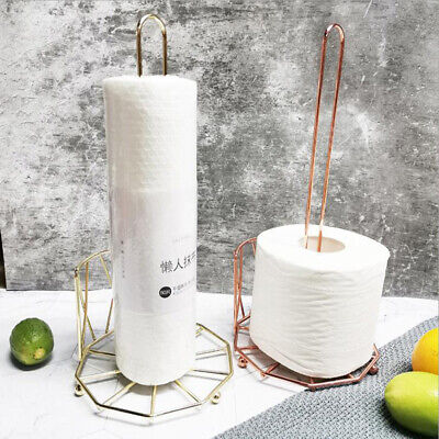 AU13.62 • Buy Kitchen Roll Paper Towel Holder Bathroom Tissue Toilet Paper Stand Napkins R*ji