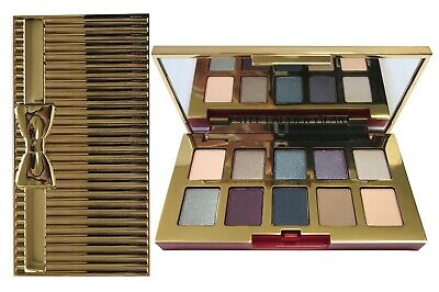 AU27.50 • Buy Estee Lauder Pure Color Envy Eyeshadow Palette Glam 10-Color Shades 3.7g New