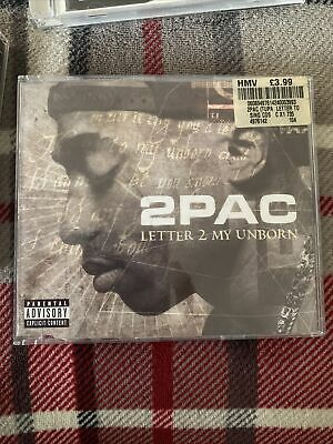 2 Pac | CD | Letter 2 My Unborn | Pre Owned | Good Condition • 0.99£