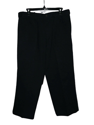 Men's Navy Blue Atlantic Bay BHS Cropped Trousers Size 36  Waist 24  Leg Chinos • 10£