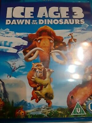 Ice Age 3 - Dawn Of The Dinosaurs (Blu-ray, 2009) Freepost  • 2£