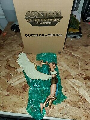 $26 • Buy Masters Of The Universe Classics Queen Grayskull(No Weapons(With Box)MOTUC