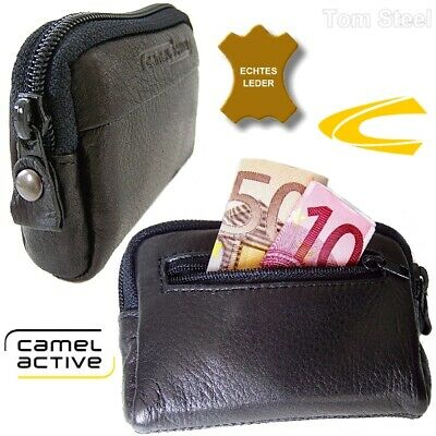 Camel Active Key Case Key Folder Key Pouch Leather Case, • 26.66£