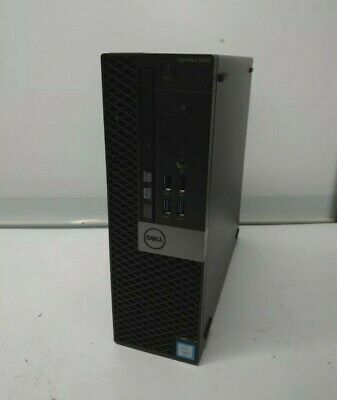 Dell Optiplex 5040 SFF I5 6500,   16GB DDR3L RAM,   250GB HDD,Win10 Pro. • 180£