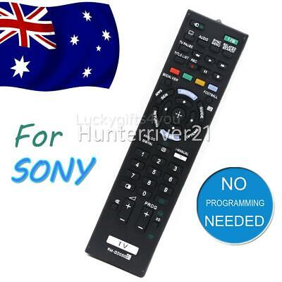 AU16.95 • Buy Remote Control For SONY TV RM-GD030 RM-GD031 RM-GD016 KD KDL Series LCD