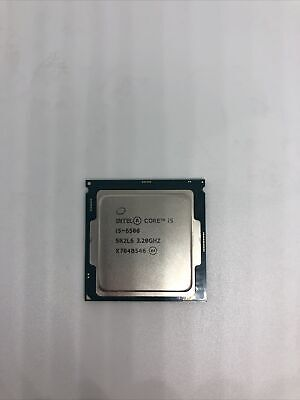 Intel R Core I5-6500 CPU Processor Tested No Reserve • 26£