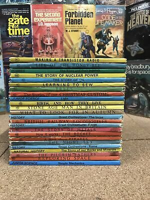 24 Vintage Ladybird Books 1960's-70's Some 1st Editions  • 19.31£