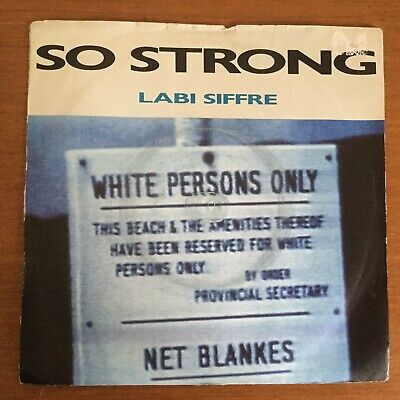 "Labi Siffre - So Strong EXCELLENT 7"" • 0.99£"