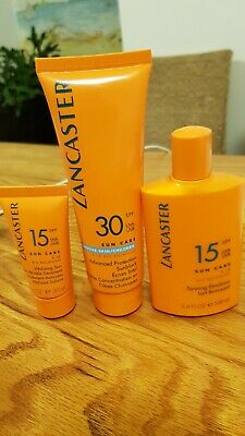 Lancaster Sun Care Set 3pcs • 19.95£