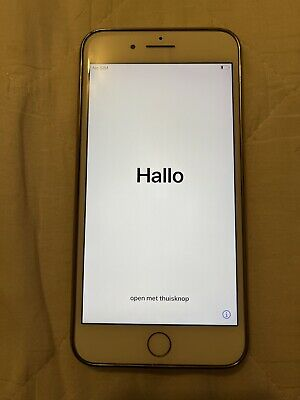 AU410 • Buy UNLOCKED 64gb IPhone 8PLUS Silver LIKE NEW With ACCESSORIES
