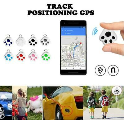 Mini GPS Tracking Finder Device Tag Key Child Finder Pet Tracker Vehicle Locator • 2.88£